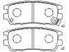 Brake Pad Set:MB 389 572