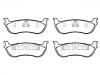 Brake Pad Set:XL3Z-2200-AA