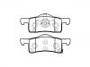 Brake Pad Set:2LIZ-2200-AA